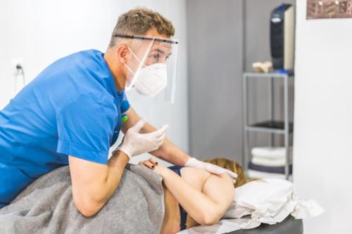 masajes en tiempo de pandemia por coronavirus